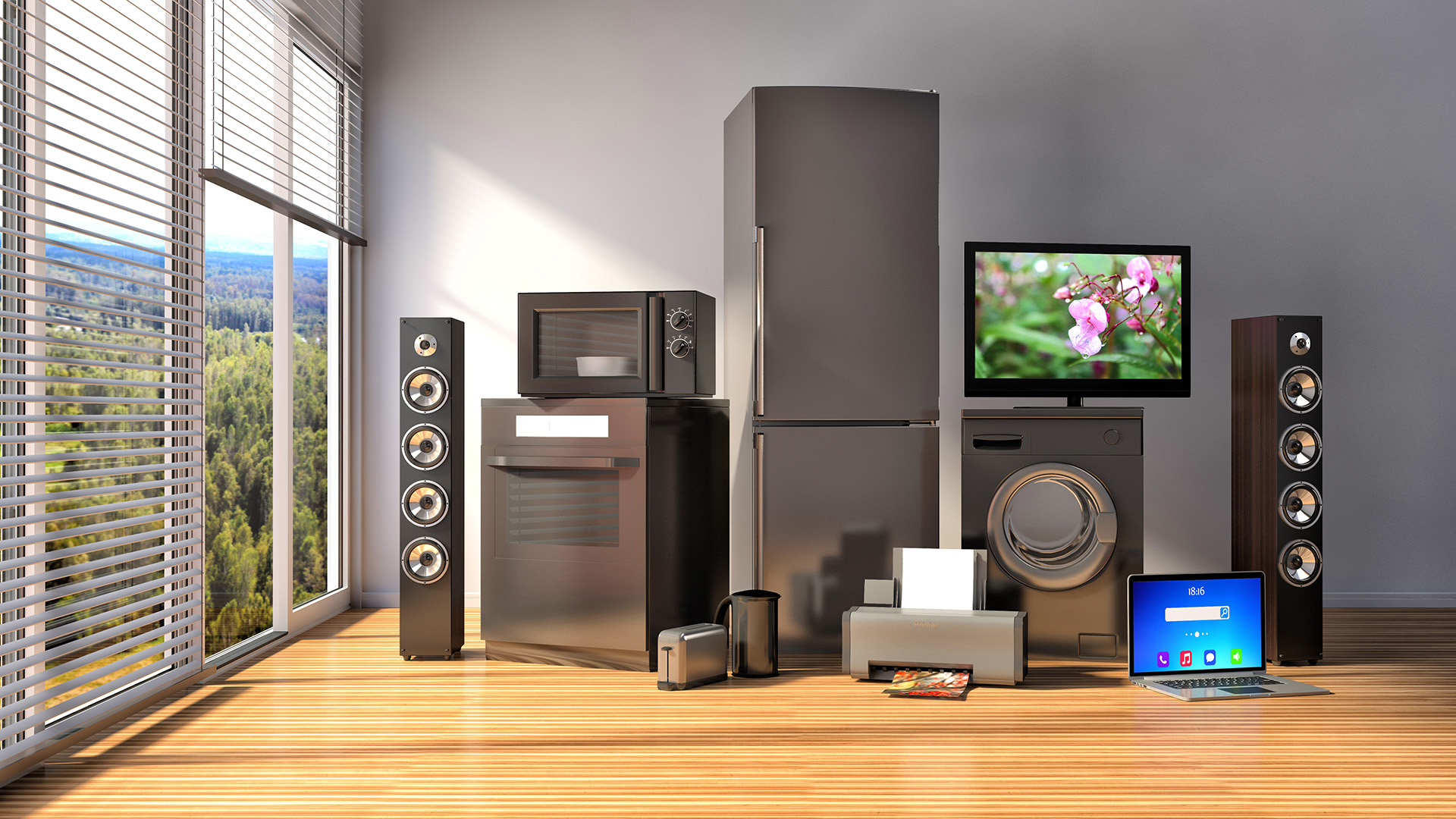 Electric home appliance repair & Installation services