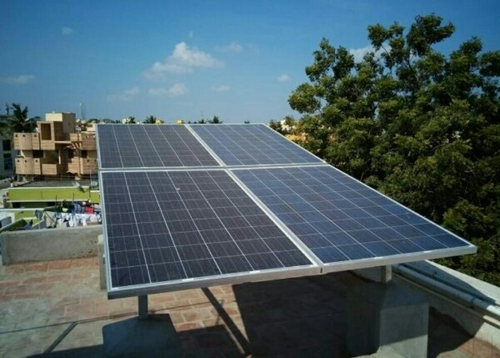 Solar product repair and installation