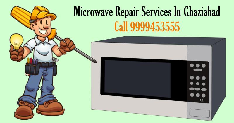 Microwave Repair Services in Ghaziabad