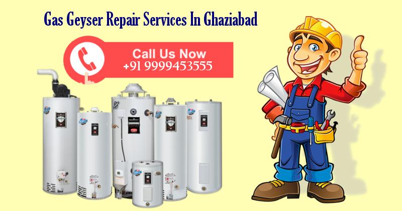 Gas Geyser Repair & Installation