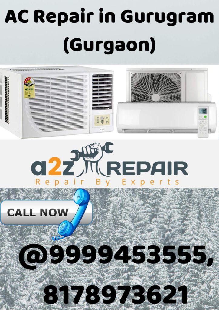 AC Repair in Gurugram (Gurgaon)