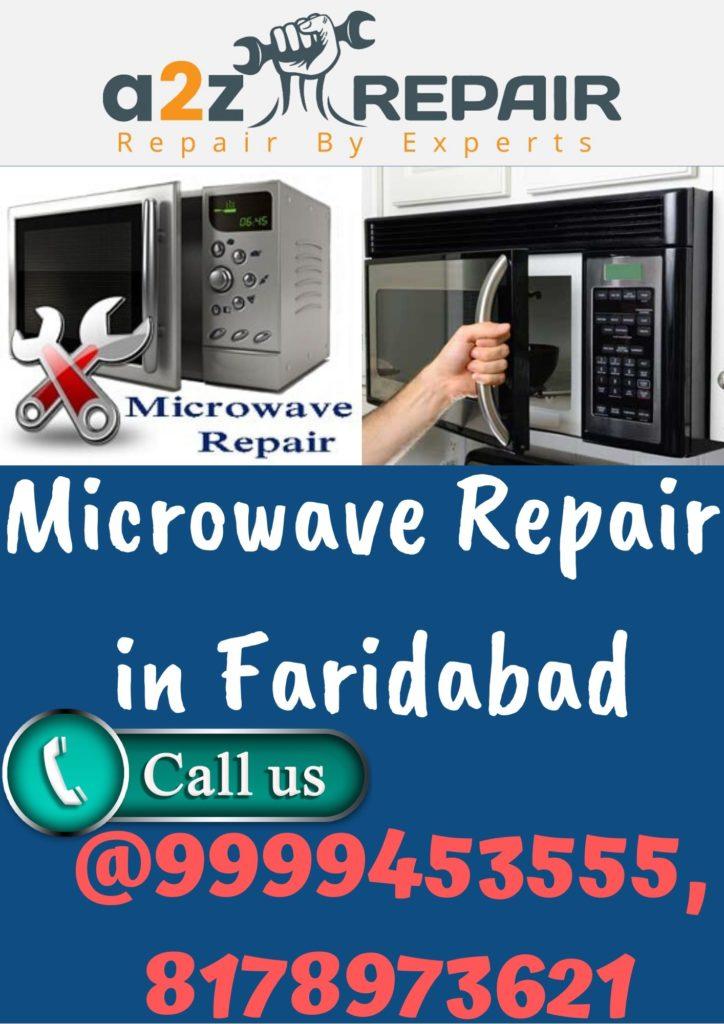 Microwave Repair in Faridabad
