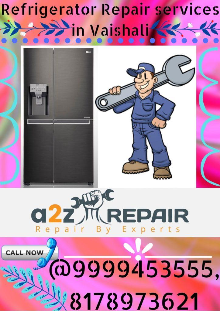 Refrigerator Repair services in Vaishali