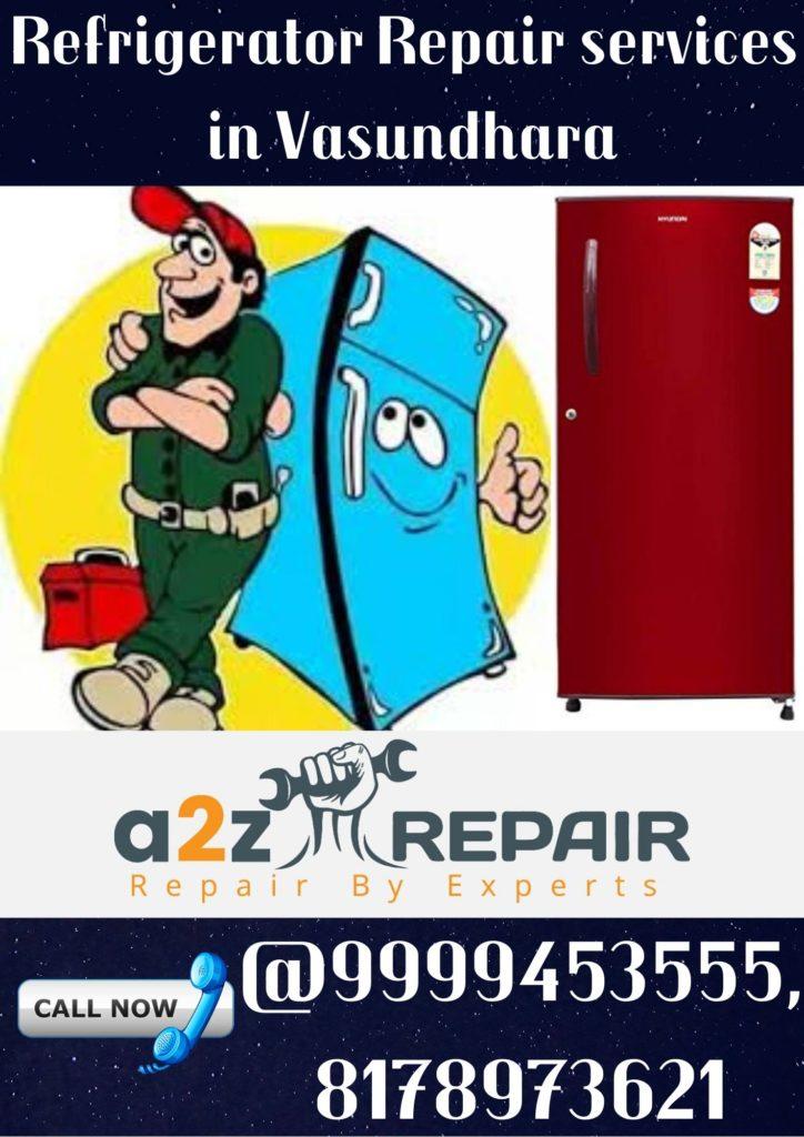 Refrigerator Repair services in Vasundhara