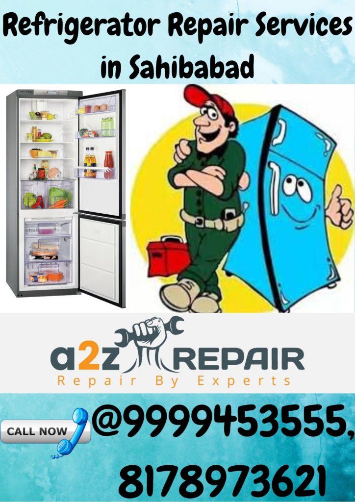 Refrigerator Repair Services in Sahibabad