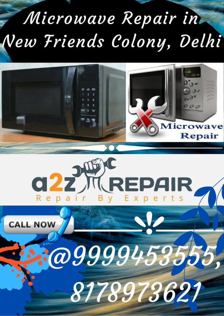 Microwave Repair in New Friends Colony