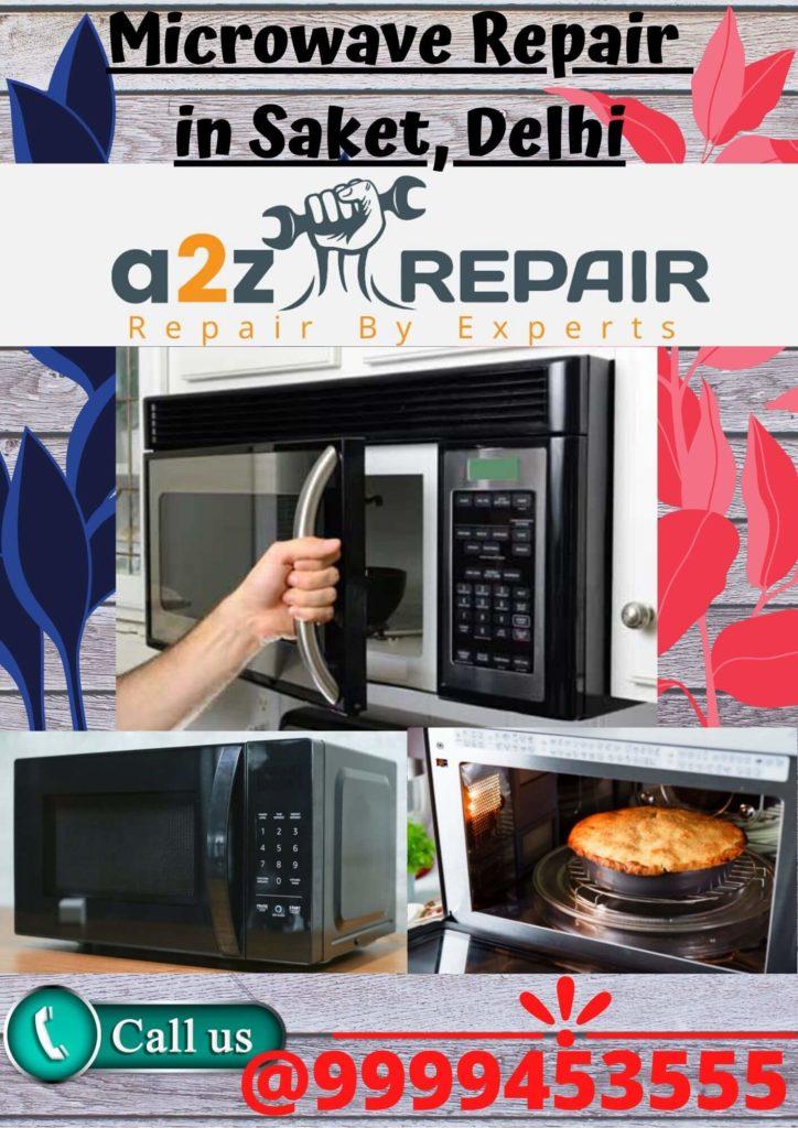 Microwave Repair in Saket