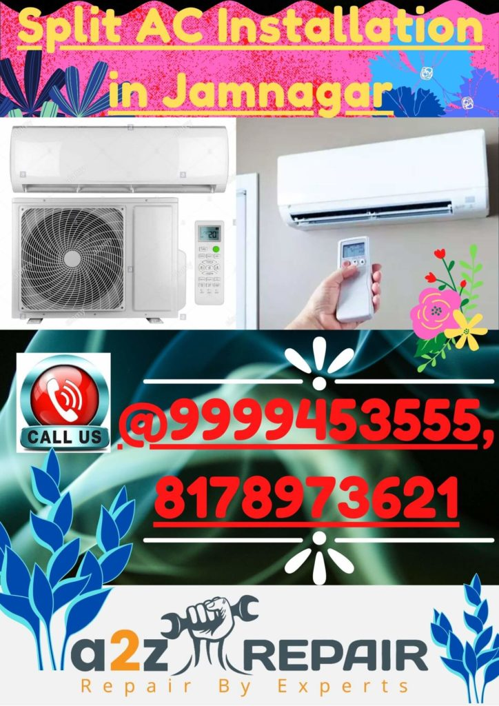 Split AC Installation in Jamnagar