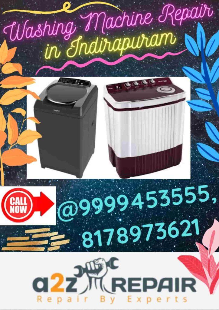 Washing Machine Repair in Indirapuram