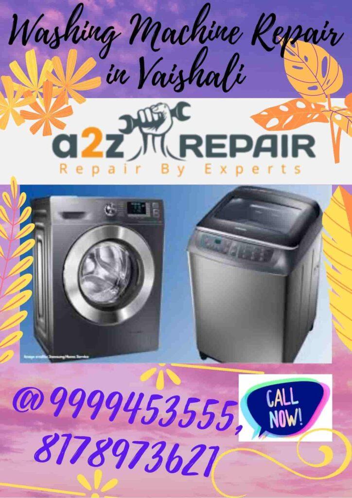 Washing Machine Repair in Vaishali