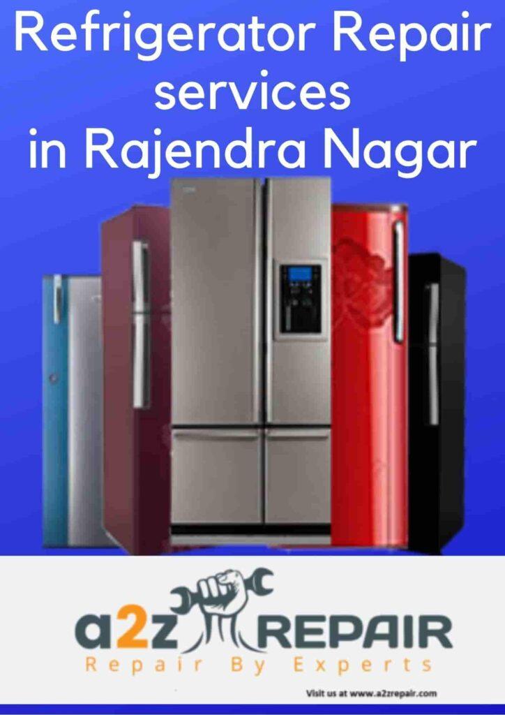 Refrigerator Repair services in Rajendra Nagar