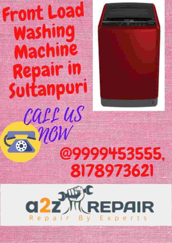 Front Load Washing Machine Repair in Sultanpuri