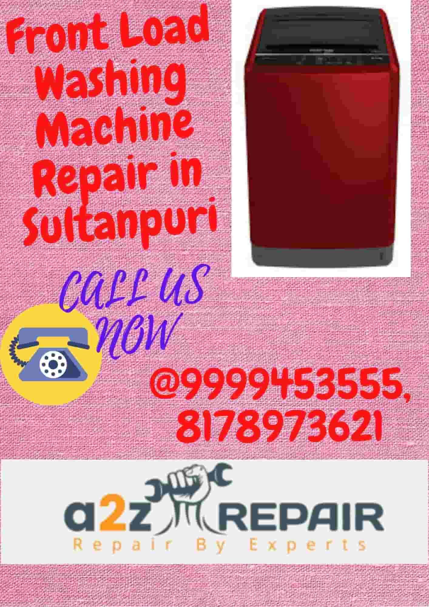 Front Load Washing Machine Repair