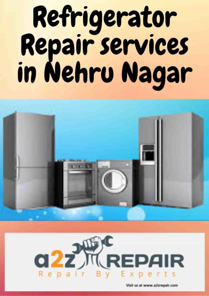 Refrigerator Repair services in Nehru Nagar