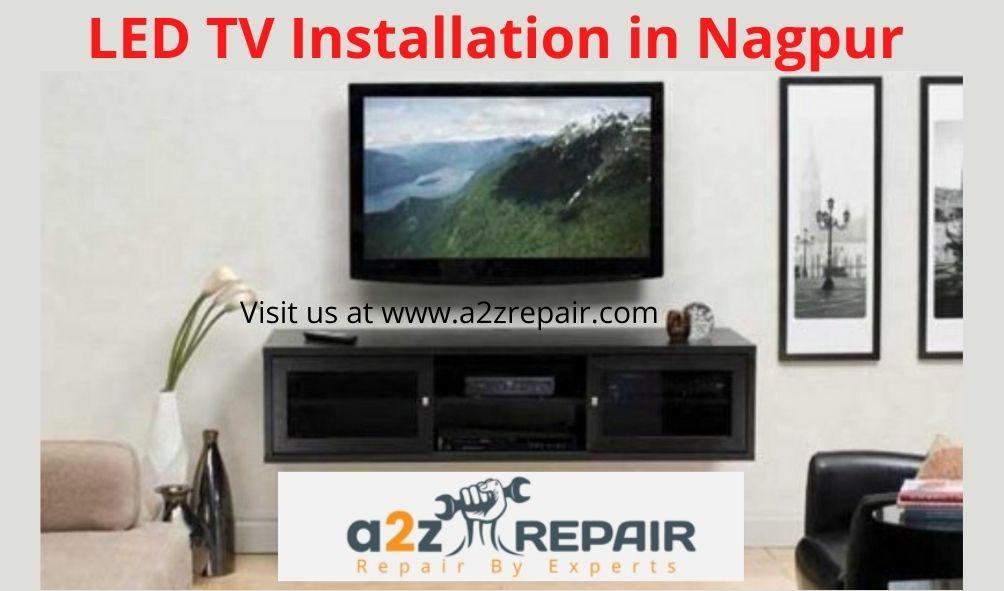 LED TV Installation in Nagpur
