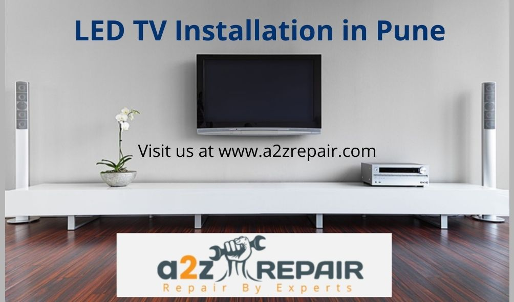LED TV Installation in Pune