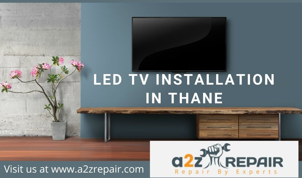 LED TV Installation services