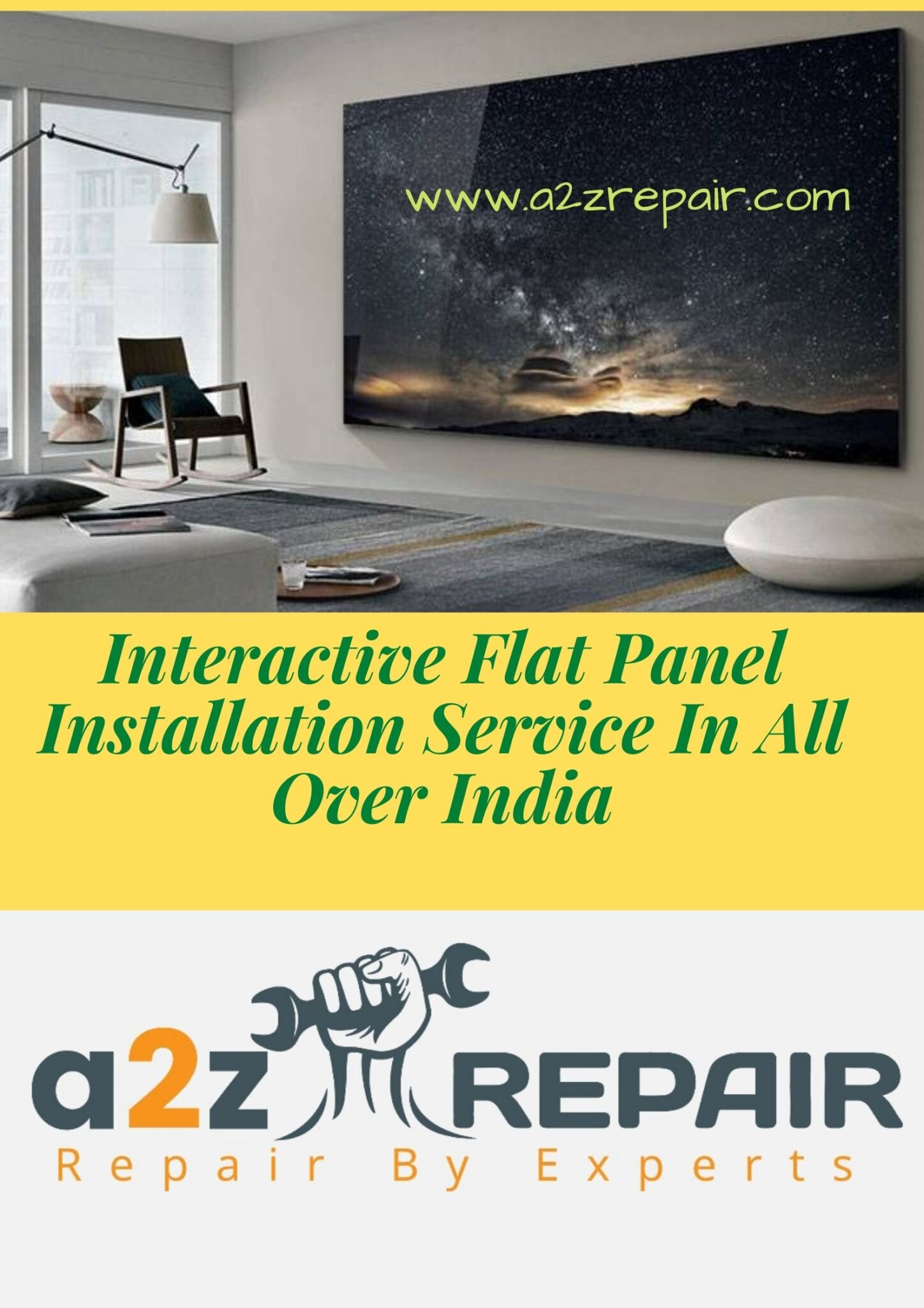 Repair and Installation service