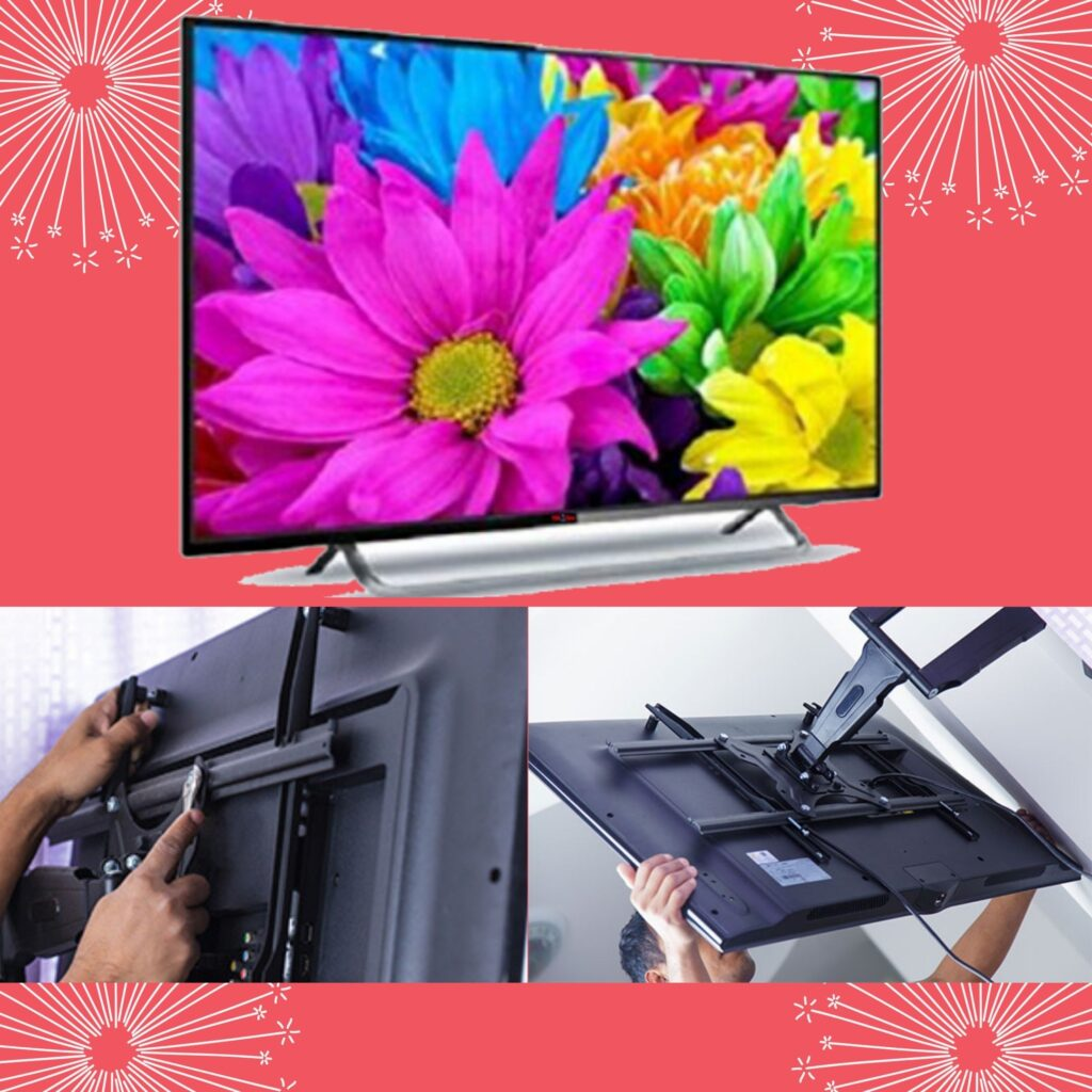 Led Tv Installation in Jaunpur