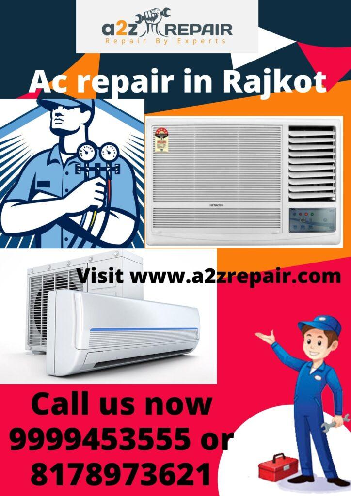 AC Repair in Rajkot
