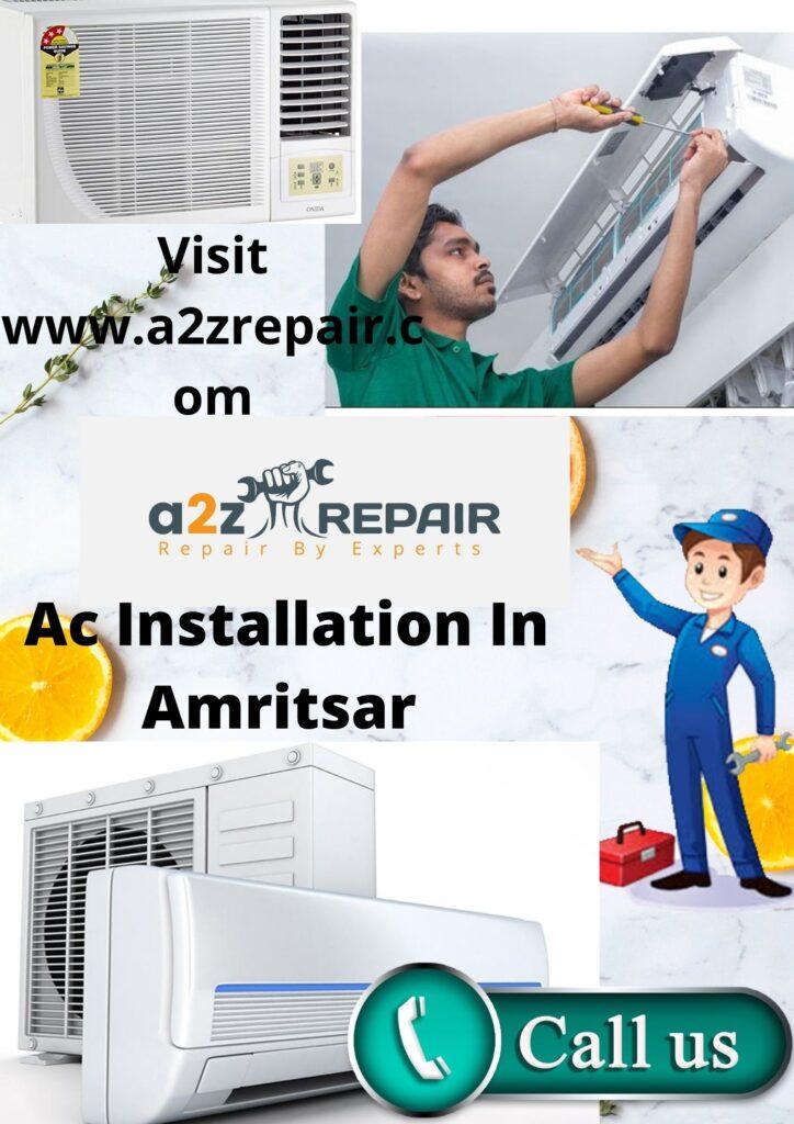 AC Installation in Amritsar