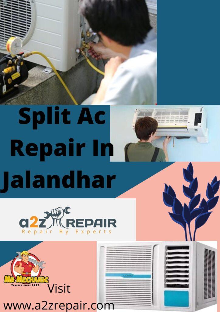 Split Ac Repair in Jalandhar