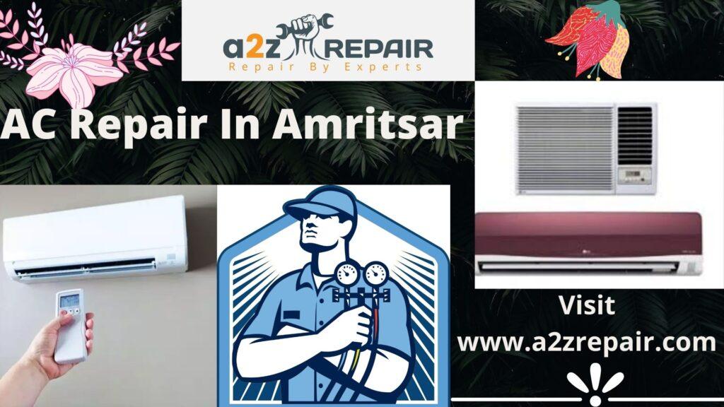 AC Repair in Amritsar