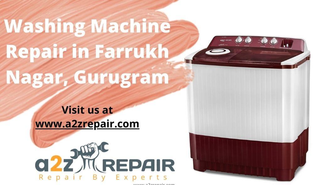 Washing Machine Repair in Farrukh Nagar, Gurugram
