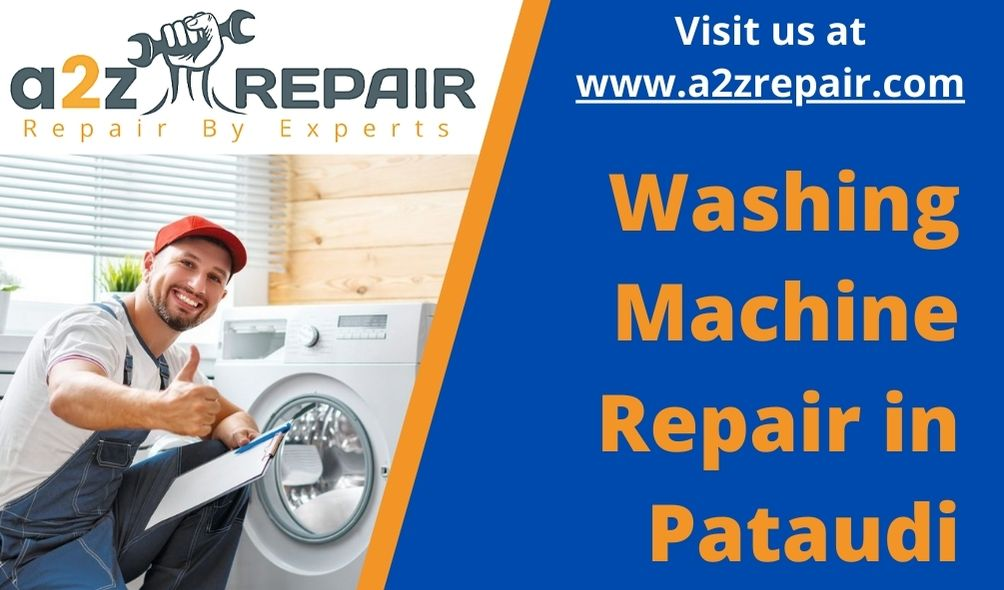 Washing Machine Repair in Pataudi