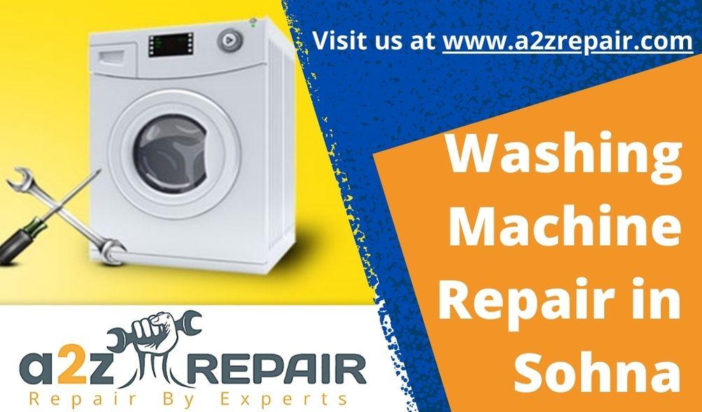 Washing Machine Repair in Sohna